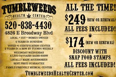 Tumbleweeds Health Center