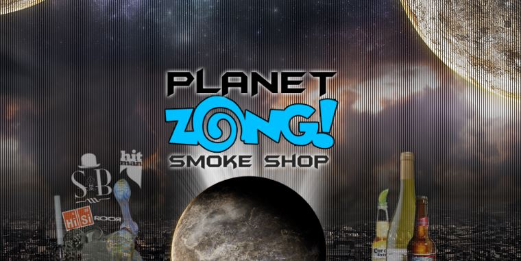Planet Zong Smoke Shop