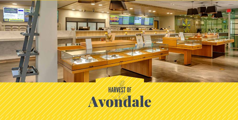 Harvest of Avondale