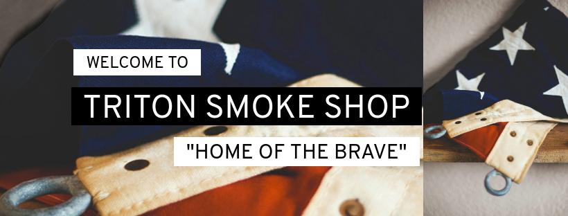 TRITON SMOKE SHOP